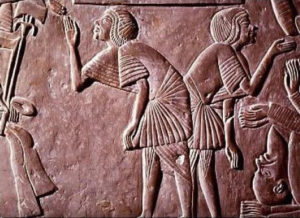 The Earliest Depiction of an Interpreter